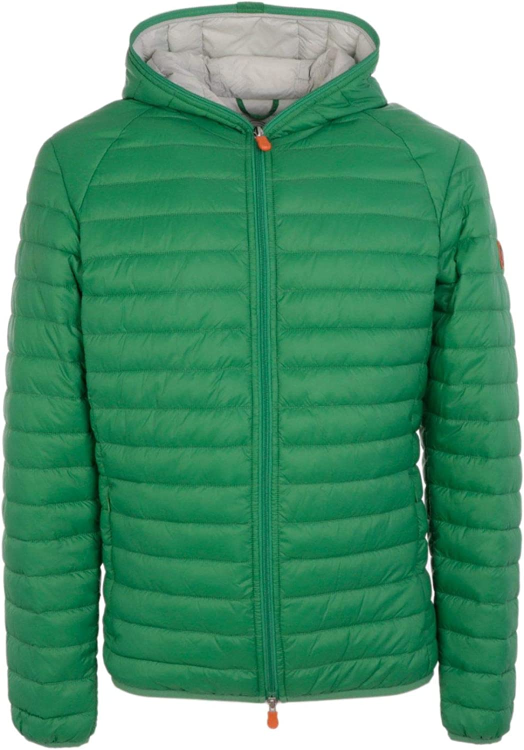 SAVE THE DUCK Men's D3065MGIGA200020 Green Polyester Down Jacket