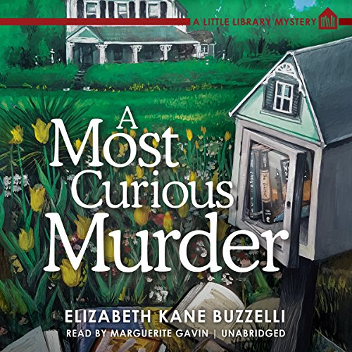A Most Curious Murder audiobook cover art