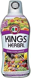 kings herbal food supplement