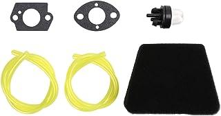 Snoeischaar carburateur, carburateur, carburateur kit, eenvoudig te installeren uitstekende afwerking voor tuinman, poulan