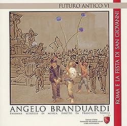 Futuro Antico VI-Roma E L [Import]