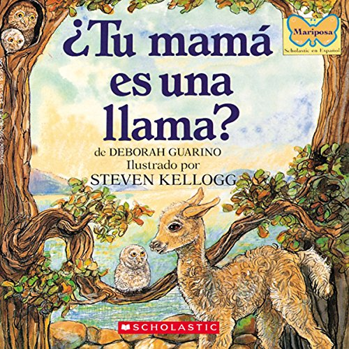 Is Your Mama a Llama? (Spanish Edition) cover art