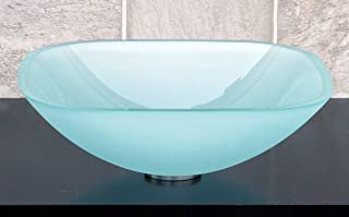 Best frosted glass sink Reviews