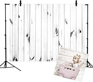 8x8FT Vinyl Photo Backdrops,Paint,Vintage Tender Leaves Petunia Background for Selfie Birthday Party Pictures Photo Booth Shoot