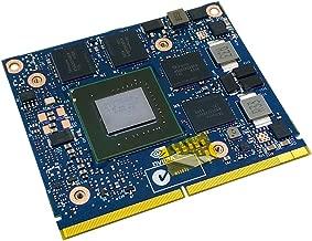 HP ZBOOK 15 NVIDIA Quadro K2100M 2GB Video Graphics Card N15P-Q3-A1 785224-001