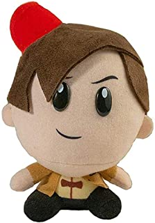 seven20 DW11074 Superbitz Doctor Who 11th Doctor Collectible Plush, 4.5