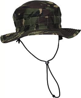 Original British Army boonie cap Sun Bush Hat woodland camo combat DPM jungle