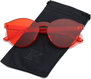 Best so real pop monochromatic sunglasses Reviews