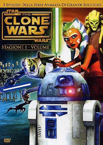 Star Wars - The Clone Wars Stg.1 Vol.2