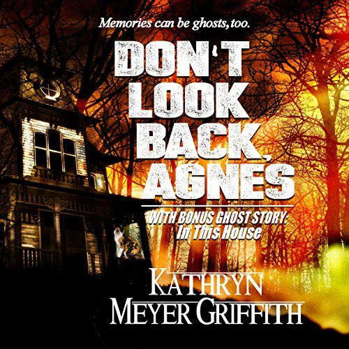 Don't Look Back Agnes audiobook cover art