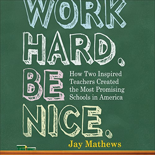 Work Hard. Be Nice. cover art