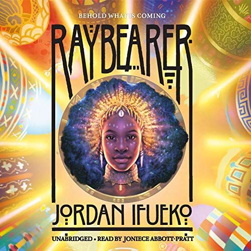 Raybearer Audiobook By Jordan Ifueko cover art