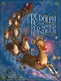 rudolph the red nosed reindeer, christmas books for kids