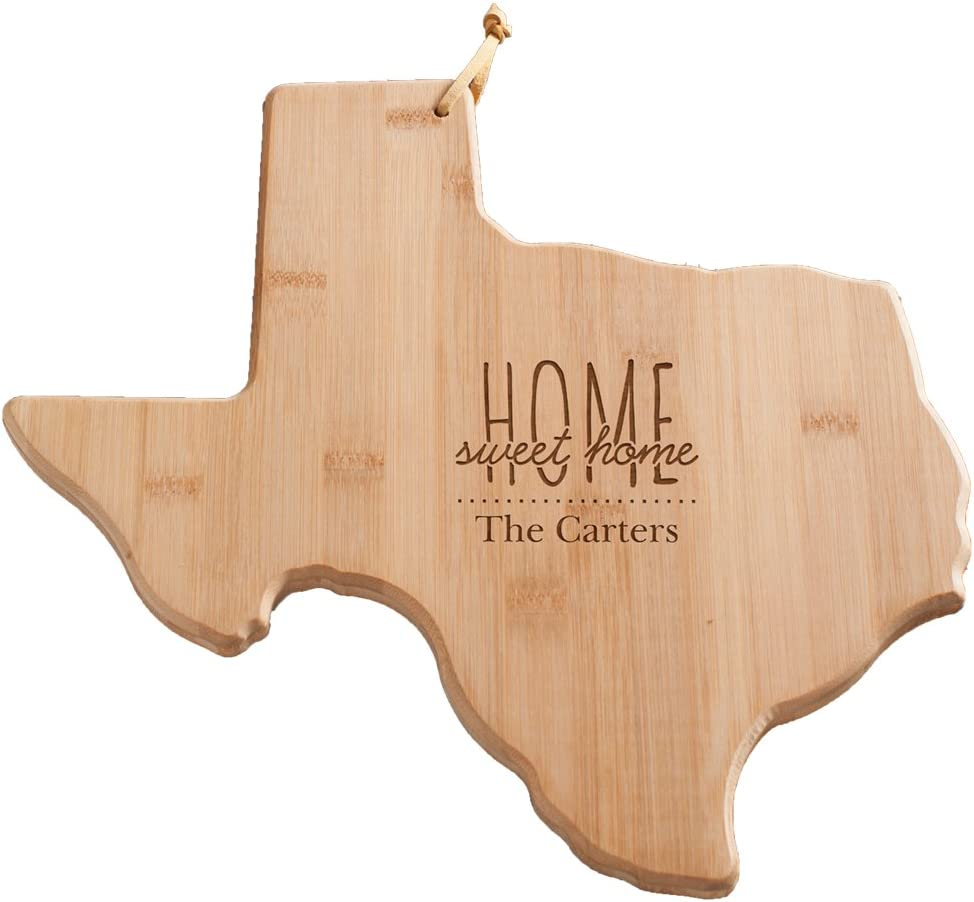 Personalized Home OFFicial shop Sweet Regular store Texas 14.25