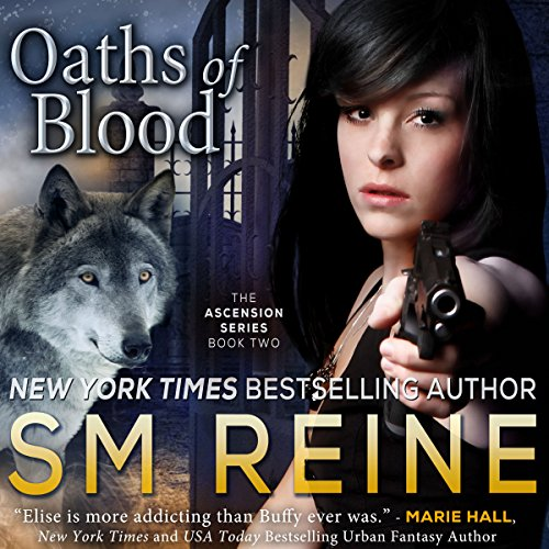 Oaths of Blood audiobook cover art