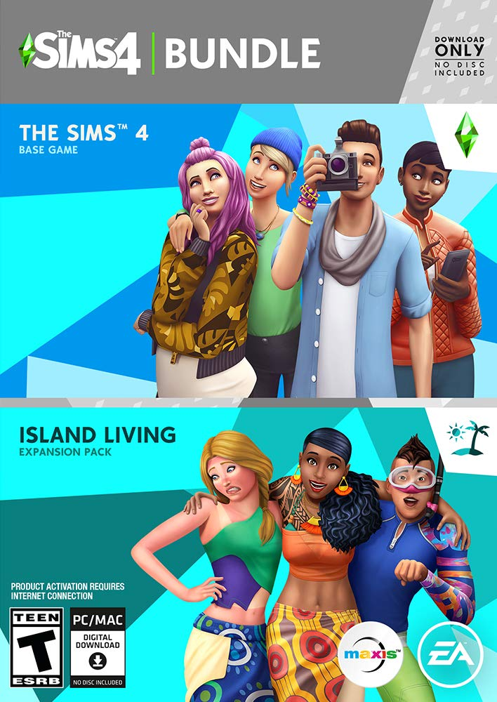 The Sims 4 Plus Island Living Plus Island Living Pc Online Game Code Buy Online In Faroe Islands Missing Category Value Products In Faroe Islands See Prices Reviews