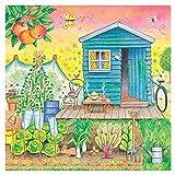 Kit De Pintura De Diamante 5D Cortijo Pequeño Huerto Pintura De Diamantes Manualidades Para Adultos Regalos Para Niños Pintura De Decoración Familiar- (40X50Cm)