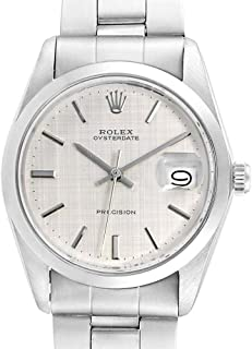 Rolex Vintage Collection Automatic-self-Wind Male Watch 6694 (Certified Pre-Owned)