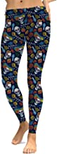 Yoga Pants For Women,Fashion Personality Skull Pri...