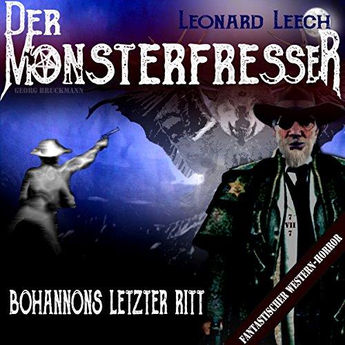 Bohannons letzter Ritt cover art