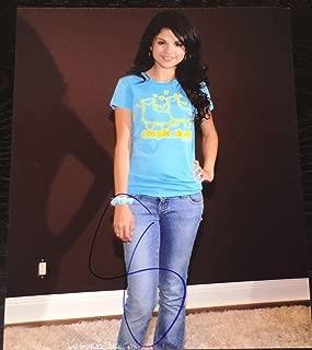 SELENA GOMEZ SIGNED AUTOGRAPH SEXY HOT CUTE CANDID TIGHT JEANS 8x10 PHOTO COA