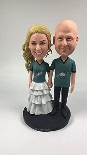 Best philadelphia eagles wedding cake topper Reviews