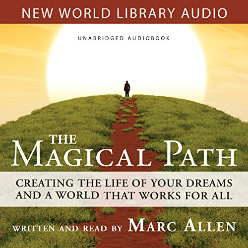 Magical Path audiobook cover art