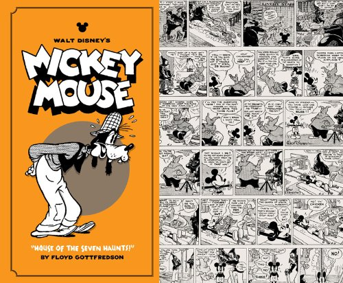 Walt Disney's Mickey Mouse Vol. 4: