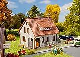 Faller Hobby H0 131364 Einfamilienhaus, Miniaturwelten Bausatz 1:87 -