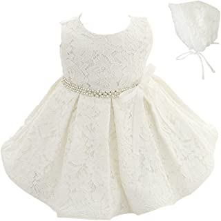 Baby Girls Dress Infant Princess Christening Baptism Party Birthday Formal Dress