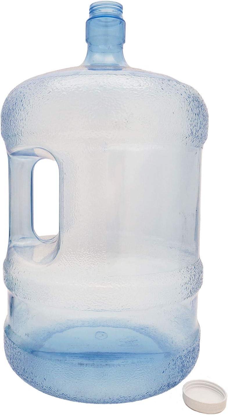 LavoHome BPA-Free Reusable 5 Gallon Water Plastic 正規取扱店 Bottle SALENEW大人気 Con Jug