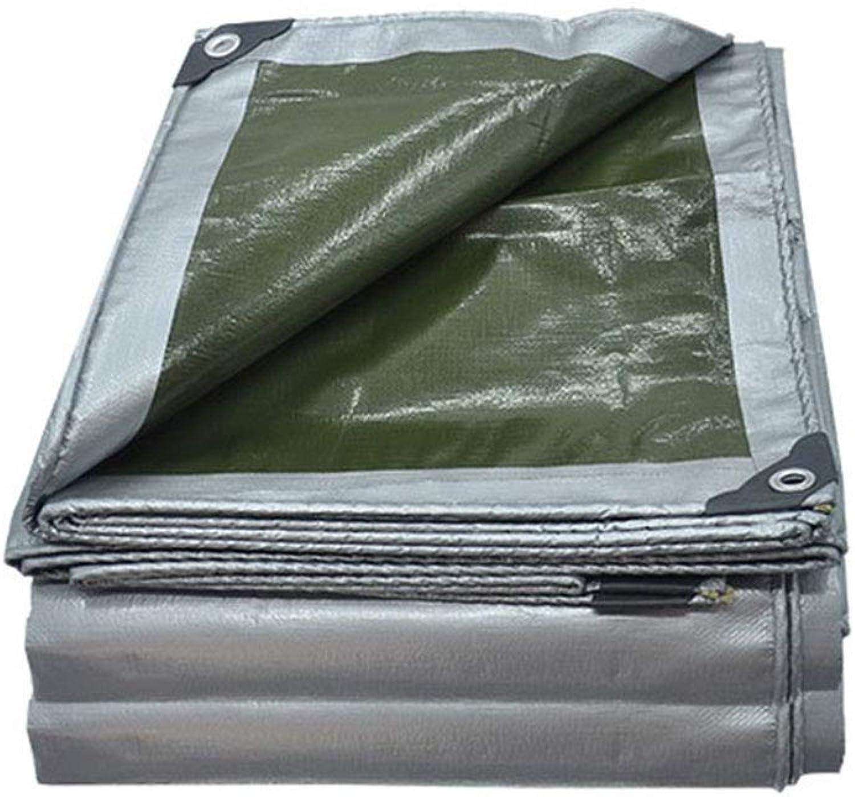 Poly Tarps Thickened Rainproof Cloth Car Tarpaulin Outdoor Tarps Fabric Tarpaulin Reflective Cloth WearResistant Waterproof Sunscreen Cloth