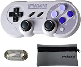 Mcbazel SN30 Pro Bluetooth Wireless Controller for NS Switch/Windows/Android/Macos/Stream – with Mcbazel Storage Bag