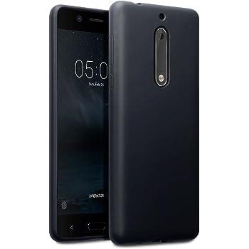 TERRAPIN Funda para Nokia 5 Funda Protectiva de Silicona Gel TPU ...