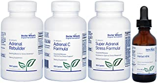 Doctor Wilson's Original Formulations Adrenal Fatigue Protocol HPA Large