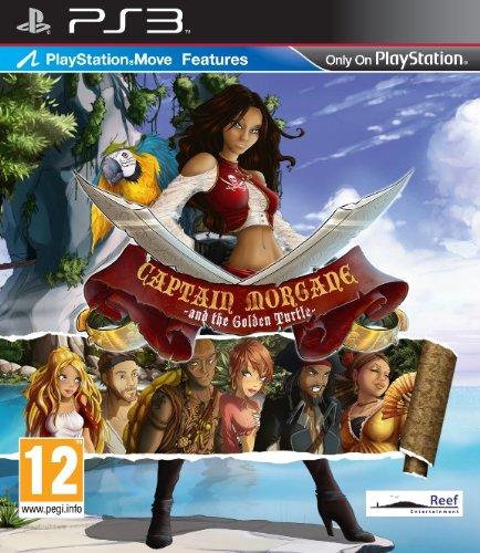 Captain Morgane and the Golden Turtle [PEGI] [Edizione: Germania]