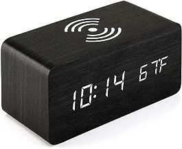 Best gearonic wooden alarm clock Reviews