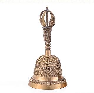 Bar Hand Bell, Service Bell for Desk Dogs Senior Service Bell Desk Ring Made of Solid Brass Customer Call Bell Restaurant ...