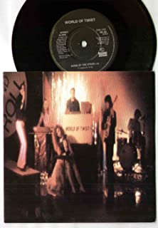 WORLD OF TWIST - SONS OF THE STAGE - 7 inch vinyl / 45 record