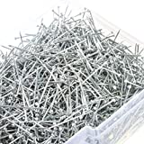 U_star 4000 Pieces Head Pins Fine Stainless Steel Pin Dressmaker Pins Fine Satin Pin for Sewing and Craft, Jewelry Making 1 1/16 Inch