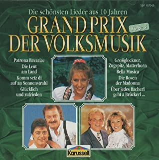 Grand Prix Der Volksmusik