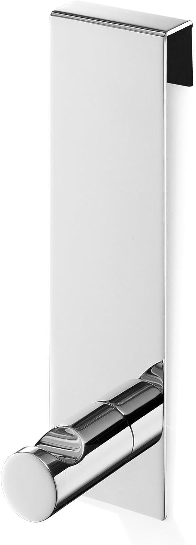 Zack 40089 Scala Glass Door Hook, 5.51 by 1.58 by 2.17-Inch