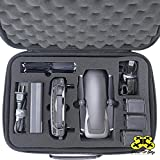 Drone Pit Stop Carrying Case for DJI Mavic Air - Splash-Proof | Durable | Compact | EVA Material - Carry with Protection