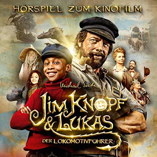 Jim Knopf und Lukas der Lokomotivführer. Hörspiel zum Kinofilm Titelbild