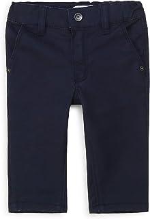 BOSS Pantalón de Sarga de algodón Infantil