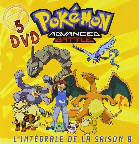 Pokémon, Saison 8-l'intégrale