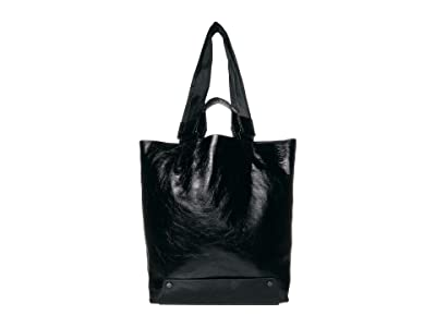 Vince Camuto Naila Tote (Noir) Handbags