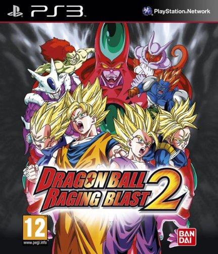 Dragonball Raging Blast 2 [Importación italiana]