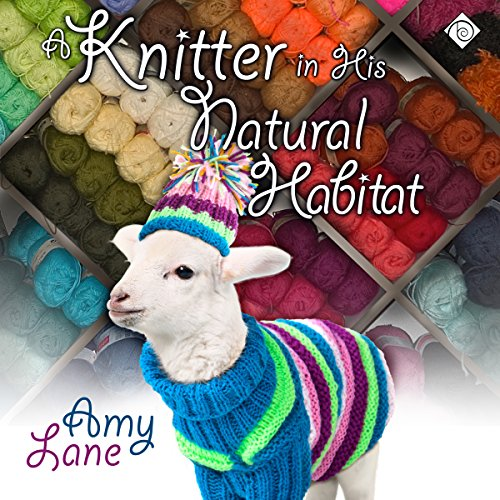 Knitter in His Natural Habitat cover art