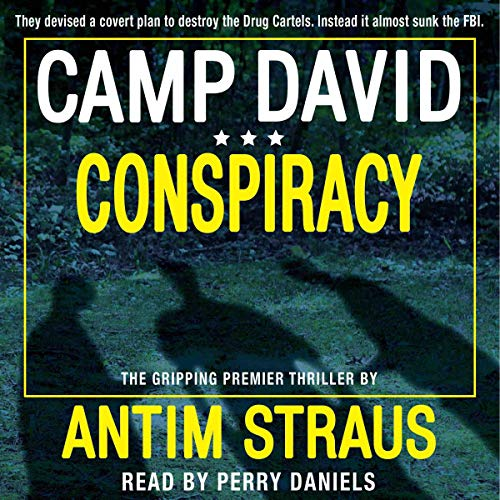 Camp David Conspiracy audiobook cover art
